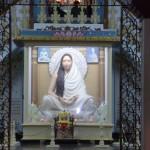 Sarada Devi Statue