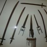 Weapons used by Hindu Kings