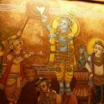 Lord Sri Krishna with Friends