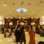 Insiede Temple