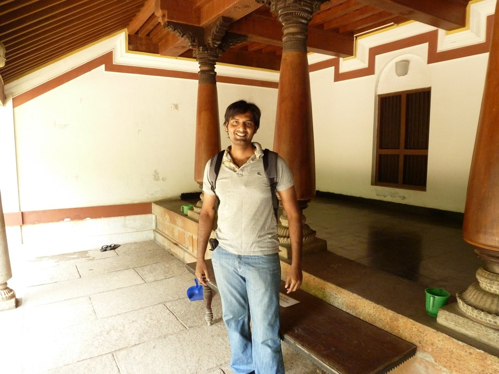 A Traditional House In Kerala(Replica)