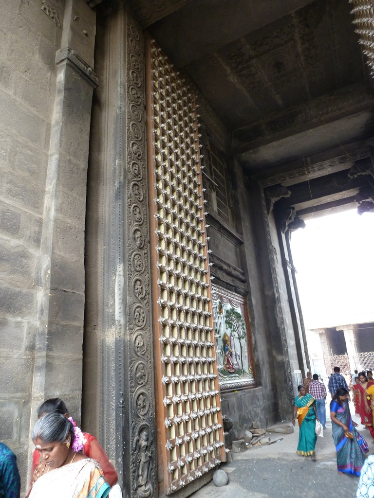 Have You Seen Anywhere In Your Country,This Much Of Tallest Gateway To Temple?